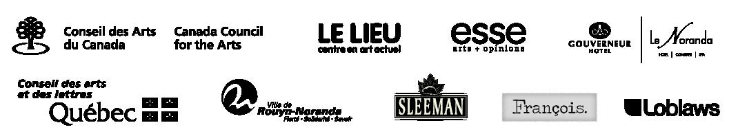 5e Biennale logos